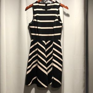 Banana Republic Fit and Flare Dress!